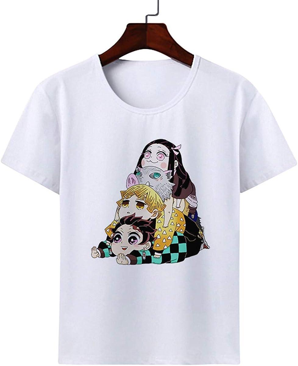 鬼滅の刃 きめつのやいば Tシャツ 夏用 半袖 子供服 キッズ ウェア