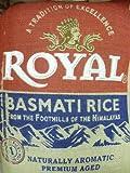 Royal Basmati Rice 40-pound Bag