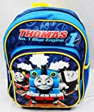 Licensed Thomas the Tank Engine School 10″ Mini Backpack Bag – No.1 Tank Engine, Bags Central