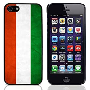 Graphic4You Vintage Hungarian Flag of Hungary Design Hard Case Cover for Apple iPhone 5 & 5S