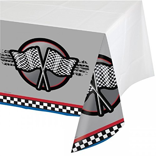Car Racing Table Cover]()