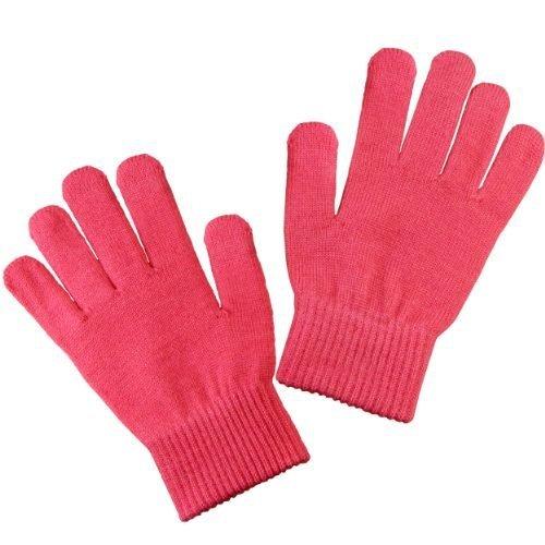 mumbi Touchscreen Handschuhe für kapazitive Displays Grösse M in rosa