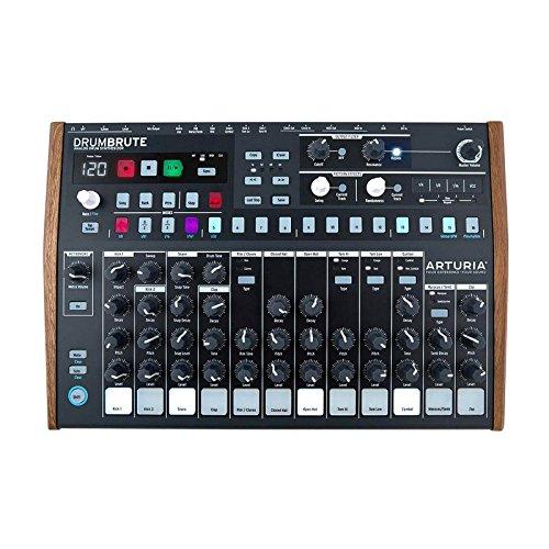Arturia DrumBrute | Analog Drum Synthesizer Machine by Arturia