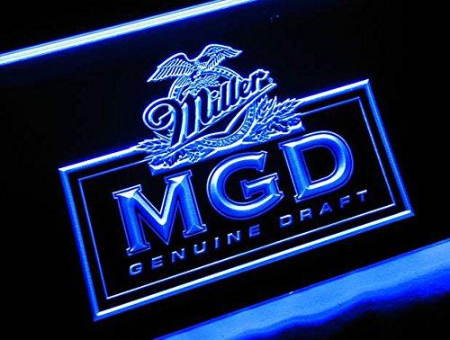 Zhengdian Electronic MGD Miller Beer Neon 3D Neon LED Cartel ...