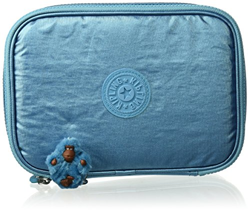 Kipling 100 Pens Turkish Tile Metallic Case, TKSHTLMTLC