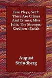 Five Plays, August Strindberg, 1406807907