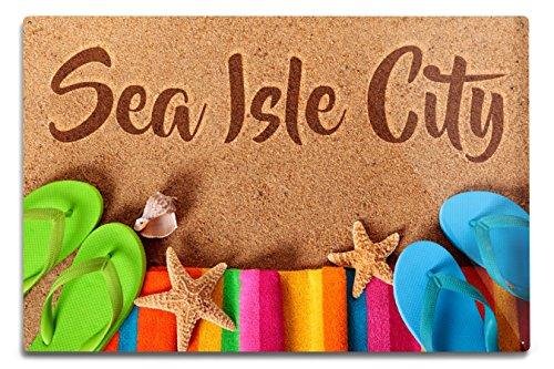 Lantern Press Sea Isle City, Jersey -