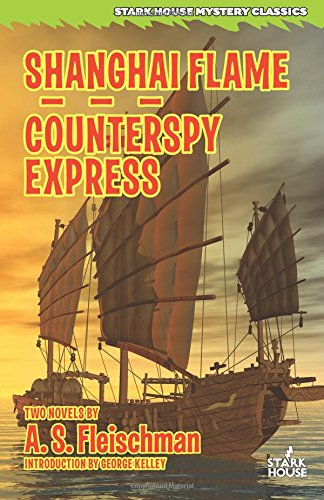 Read Online Shanghai Flame / Counterspy Express ebook