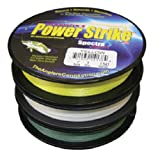 Woodstock PowerStrike Spectra Braided Fishing Line, 60-Pounds Test (15-Pounds Dia.)100 Yards, White For Sale