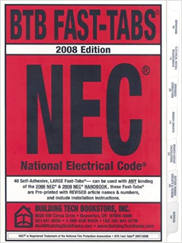 National electrical code 2008 fast tabs for softcover looseleaf national electrical code 2008 fast tabs for softcover looseleaf and handbook builders book 9781622709755 amazon books fandeluxe Gallery