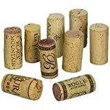 Premium Recycled Corks, Natural Wine Corks From Around the US - 200 count