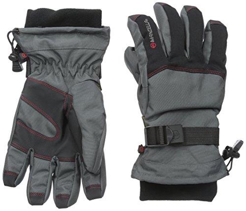 Manzella Men's Dakota Gloves, Large, Charcoal
