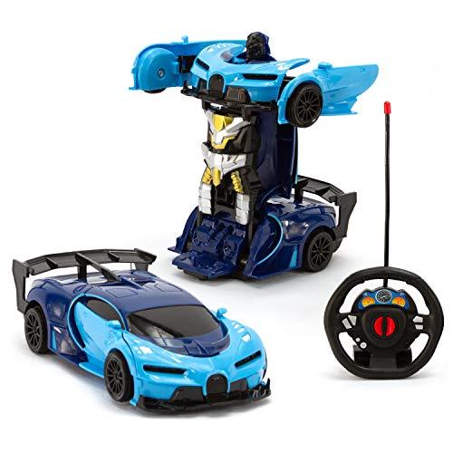 Carrinho de Controle Remoto Carro Robo Bateria Recarregável CAR502A