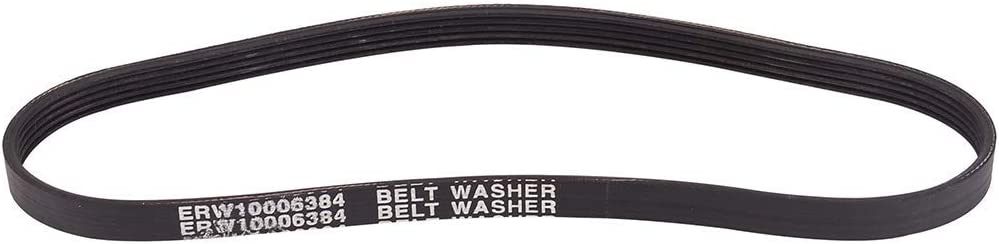 W10006384 Washer Drive Belt Replacement Part for Maytag Kenmore Washer WPW10006384VP PS11747978