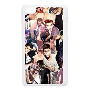Custom High Quality WUCHAOGUI Phone case Singer Prince Justin Bieber Protective Case FOR IPod Touch 4th - Case-16