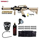MAddog Tippmann Cronus Tactical Titanium Paintball Gun Package – Black/Tan Review