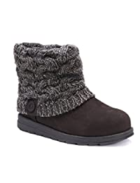 MUK LUKS Women's Patti Fashion Boot