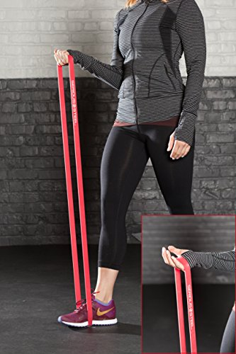 Serious Steel Fitness Assisted Pull-up | Crossfit Resistance Band, Stretch Package#2, 3, 4 Band Set (10-120 lbs) FREE Pull-up and Band Starter e-Guide by Serious Steel Fitness (Image #7)