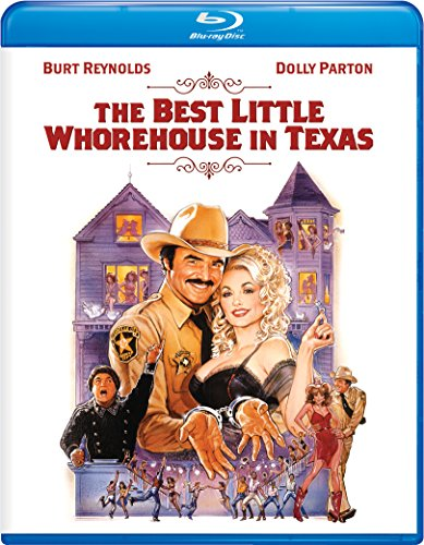 The Best Little Whorehouse in Texas [Blu-ray] (Texas Best Ranch Girl)