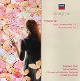 Prokofiev: Violin Concerto Nos. 1 & 2 / Piano Concerto No. 3