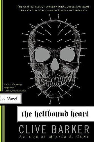 The Hellbound Heart: A Novel [Clive Barker] (Tapa Blanda)