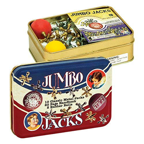 Channel Craft Jumbo Jacks (Set Metal Jacks)