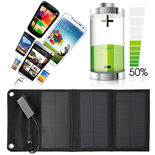 OUTAD Battery Charger Folding Portable product image