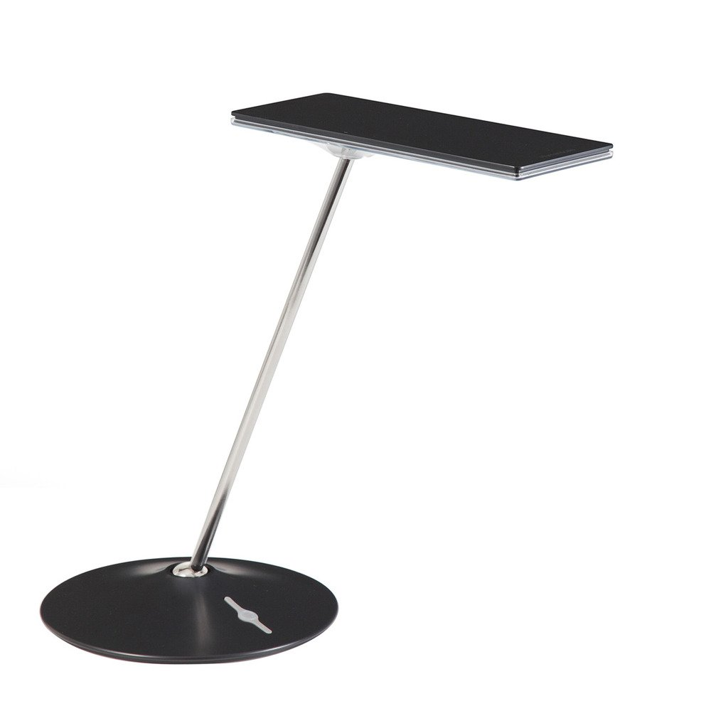 Humanscale Horizon LED Task Light: Jet Black (semi-matte)