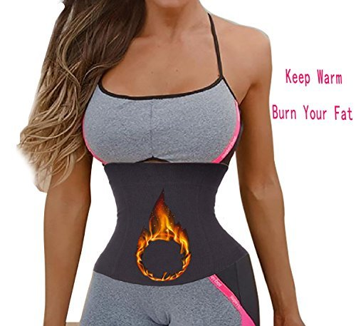 loday-seamless-no-closure-long-torso-waist-trainer-cincher-belt-for-weight-loss-xs-black