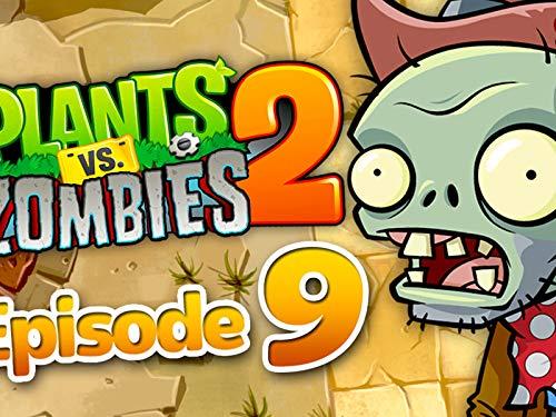 Clip: Wild West! Chili Bean! Pea Pod! (Plants Vs Zombies Garden Warfare 2 App)