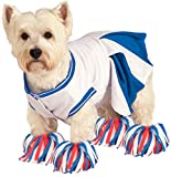 Rubie's Deluxe Cheerleader Pet Costume, Small