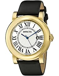 Invicta Womens 14963 Force Analog Display Japanese Quartz Black Watch