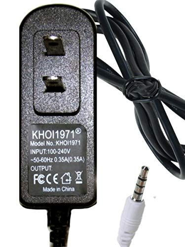KHOI1971 Wall Charger AC Adapter for 66550 Cen-tech Inspection Camera Harbor Freight Tools