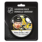 Sher-Wood Athletic Group 510AN000647 Souvenir Puck, One Size, Black