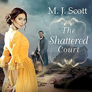 The Shattered Court Audiobook