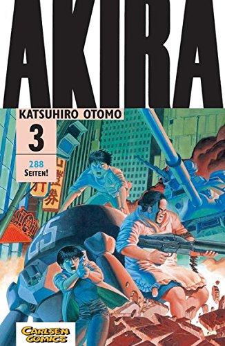 Akira, Original-Edition (deutsche Ausgabe), Bd.3 Taschenbuch – 15. Februar 2001 Katsuhiro Otomo Carlsen 3551745234 Action