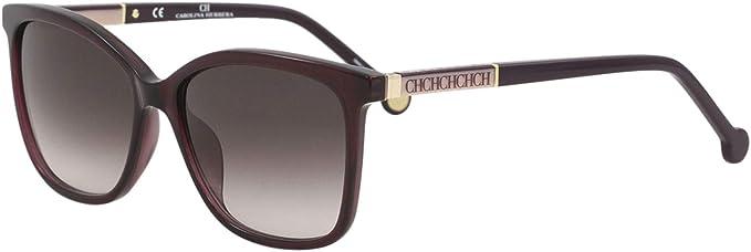 Sunglasses CH by Carolina Herrera SHE 690 Shiny Black700