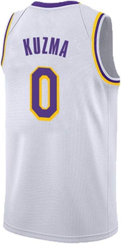 HS-XP Camiseta de Baloncesto para Hombre Los Angeles Kuzma Ropa ...