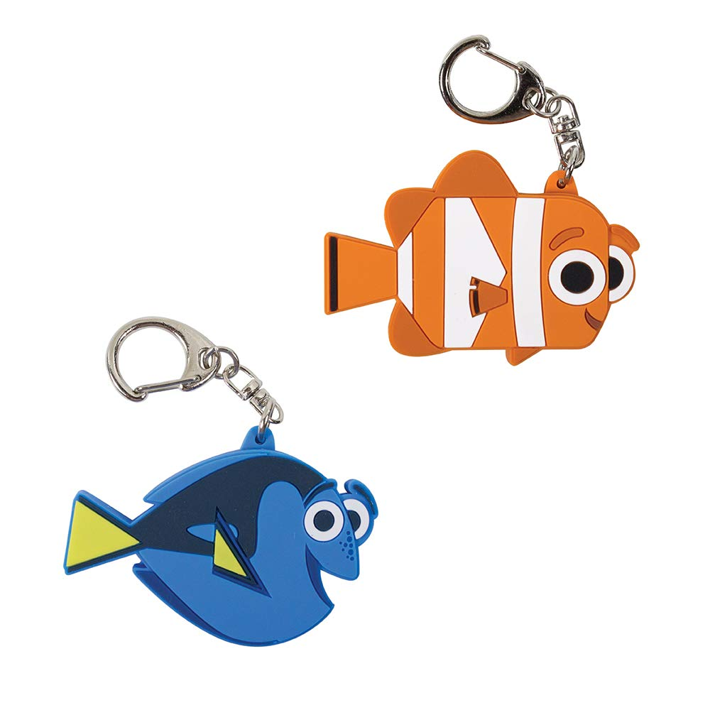 Scentco Disney Pixar Finding Dory Keychains – Nemo & Dory Scented Keychains