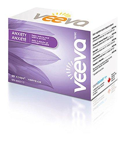 Veeva Anxiety Formula 60 Vcaps