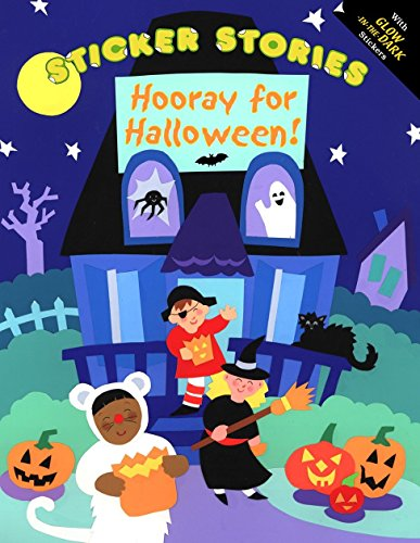 Sticker Stories: Hooray for Halloween!