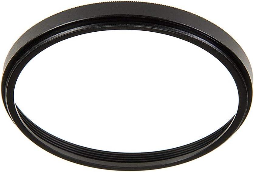 Anodized Black 67-67mm Fotodiox Metal Spacing Ring