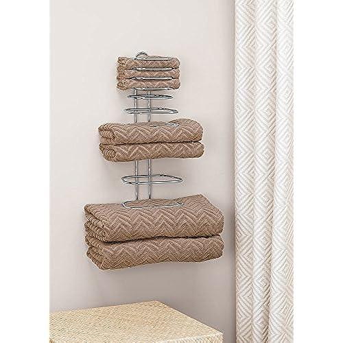 Hotel Style Towel Racks: Amazon.com