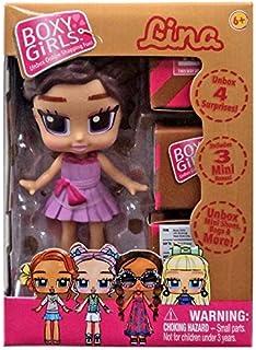 0ad78557ec0 Girls HOT Seller (Bonus Rubix Cube ) BoxyGirls Mini (Tasha