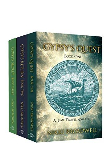 Gypsy Trilogy: Gypsy's Quest, Gypsy's Return, Gypsy's Secret (Gypsy series)