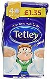 Tetley Tea Bags 80ct (From England)