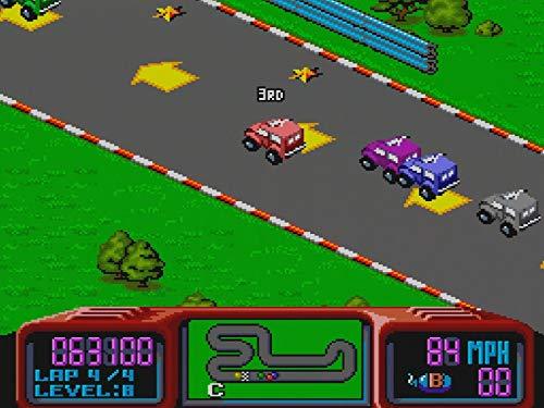 Sega Spells Champion: Championship Pro-Am review for Sega Genesis