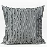 """G Home Collection is specialized in luxury and high end designer decorative pillows. Each product offered has been reviewed extensively for the finest design, material and craftsmanship.PRODUCT Decorative Pillow DIMENSIONS 20"""" X 20"""" PILLOW CO..."""