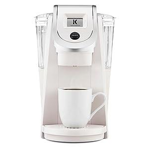 Keurig K200 Plus Series 2.0 Single Serve Plus Coffee Maker Brewer - Sandy Pearl