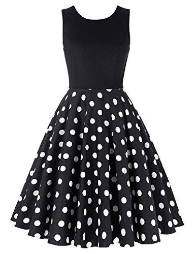 GRACE KARIN Vintage Sleeveless Dresses